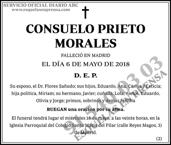 Consuelo Prieto Morales